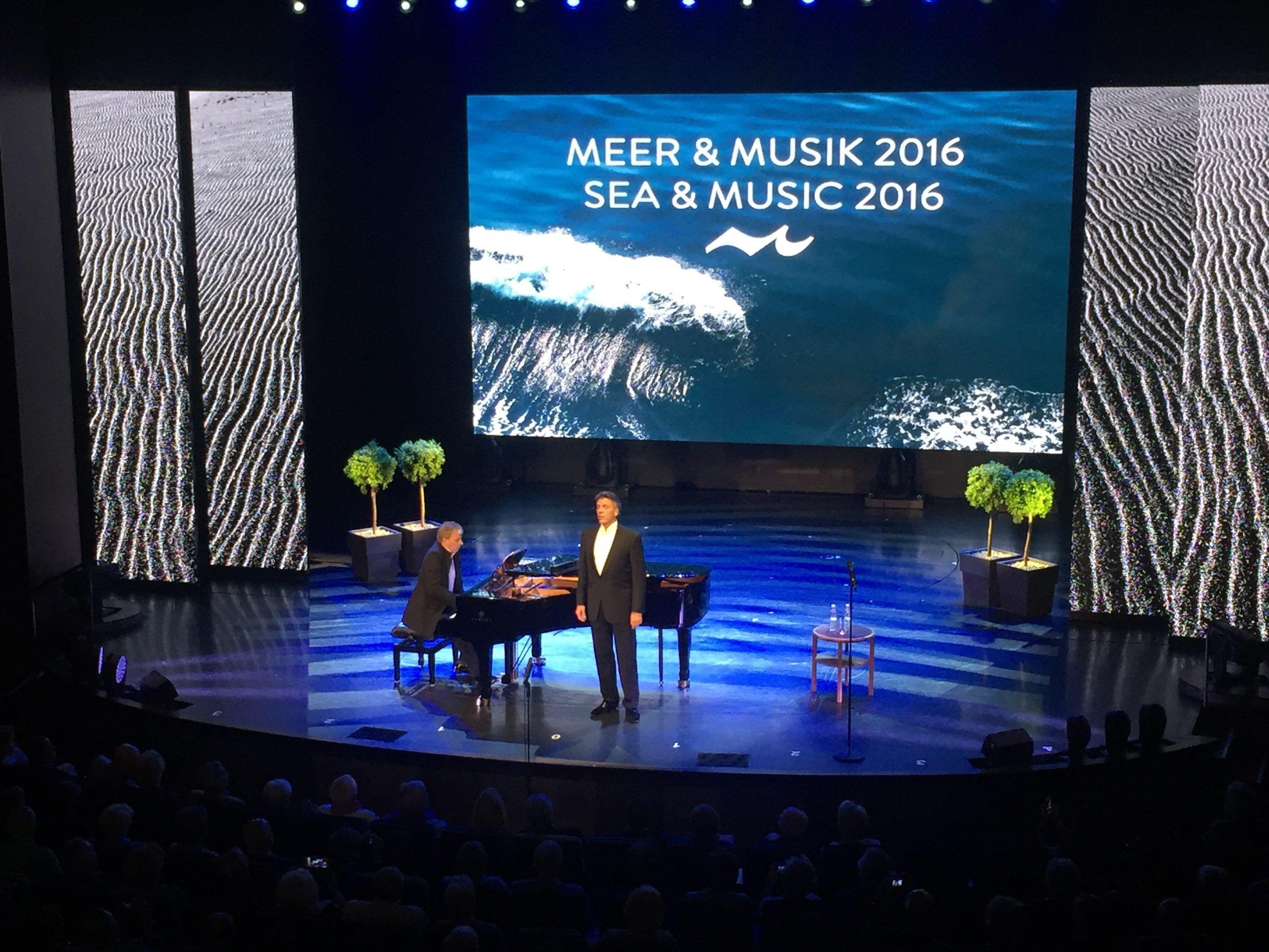 Meer & Musik Kreuzfahrt 2016