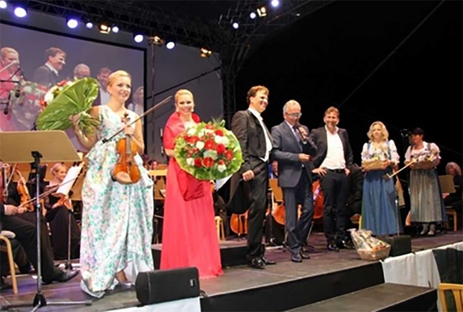 """Magic of the Violin"" - Gala in Rohrbach/Gölsen 1"