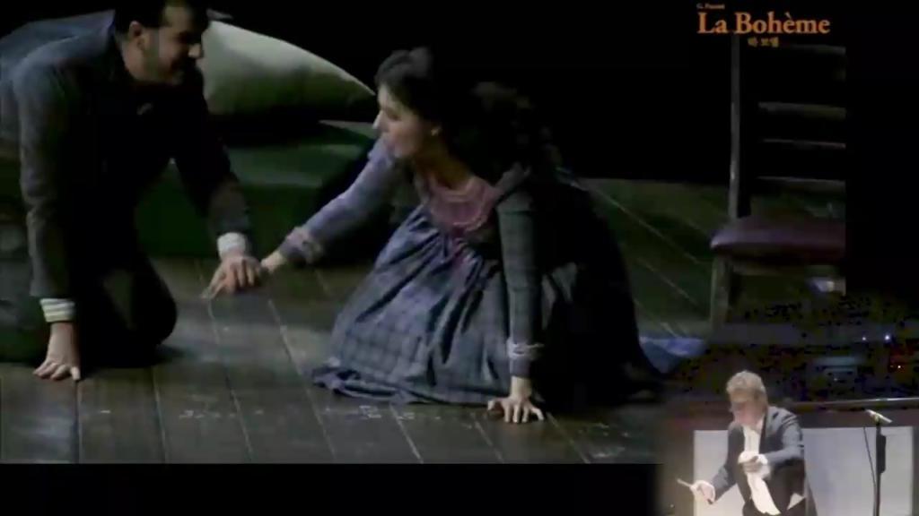 La Bohème (Akt 1-3)