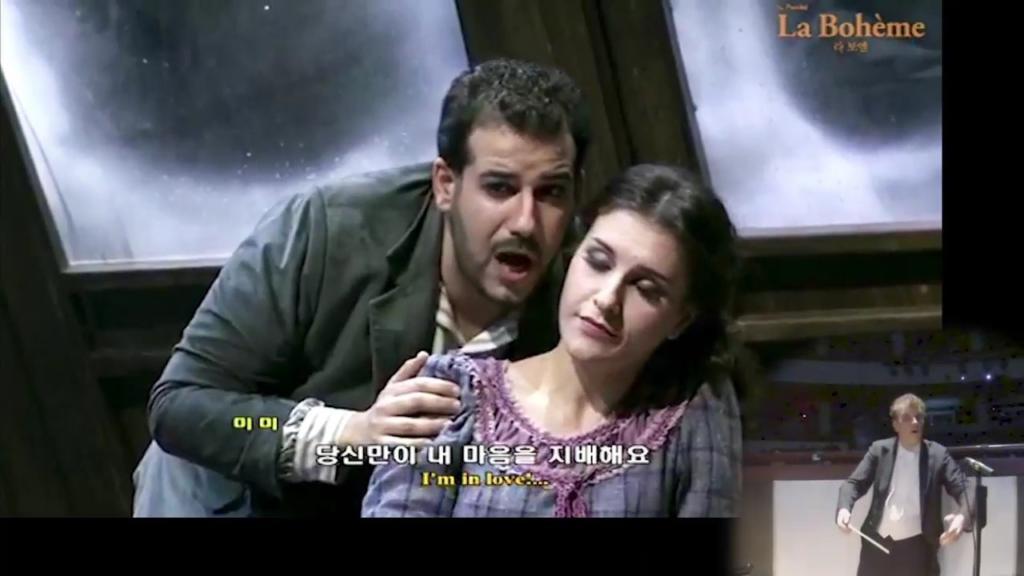 La Boheme (Akt 1-4)