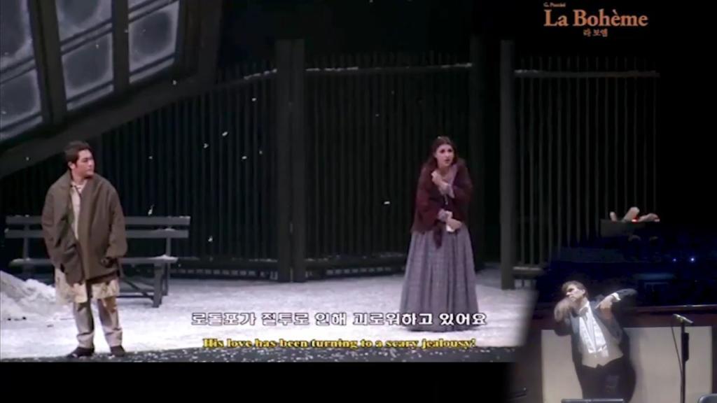 La Bohème (Akt 3-1)