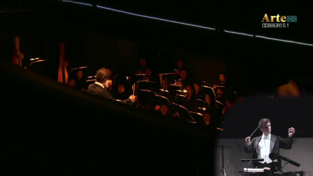 Das Rheingold (Szene 1-1)Vorspiel