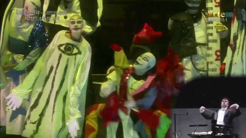 "Das Rheingold (Szene 2-3)""Immer ist Undank Loges Lohn"""
