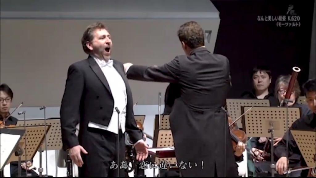 Mozart: Bildnis-Arie (Zauberflöte)