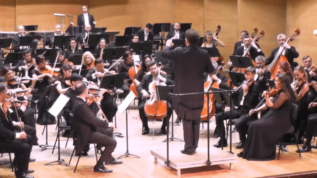 Beethoven: 2. Symphonie (2. Satz)