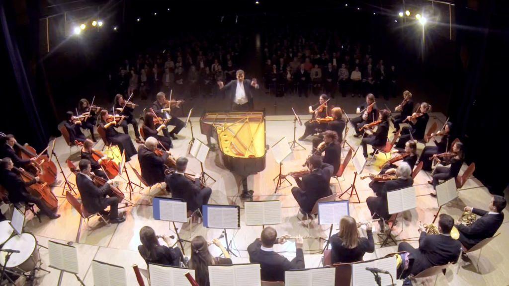 Beethoven: 5. Klavierkonzert (1. Satz)