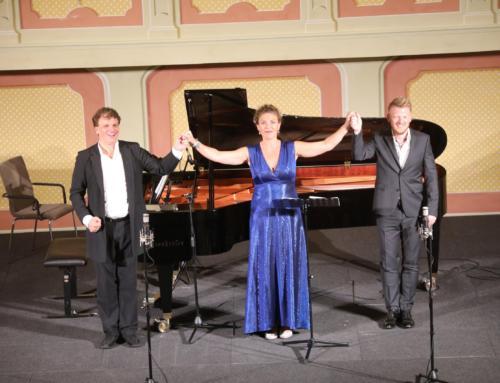 Serenadenkonzert mit Anette Dasch und Daniel Schmutzhard