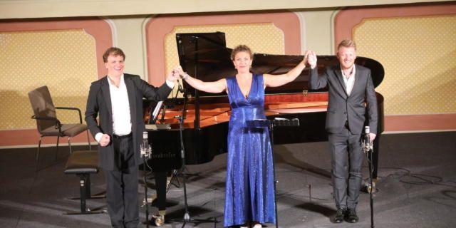 Serenadenkonzert mit Anette Dasch und Daniel Schmutzhard 1