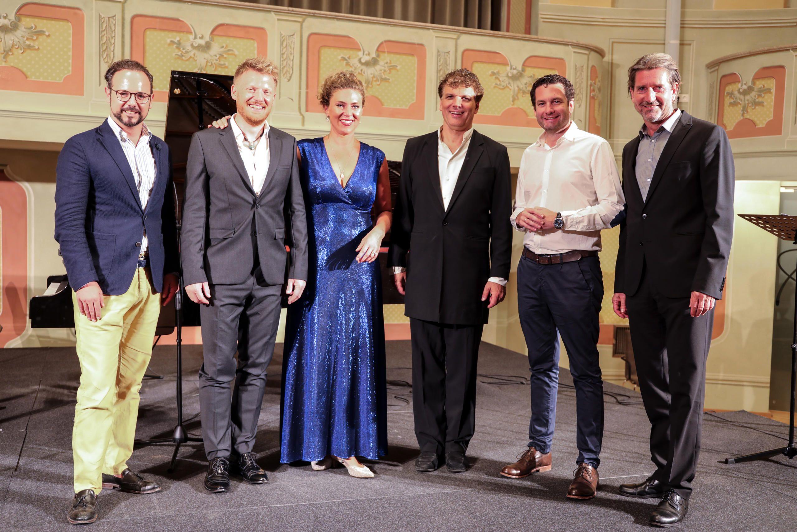 Serenadenkonzert mit Anette Dasch und Daniel Schmutzhard 2