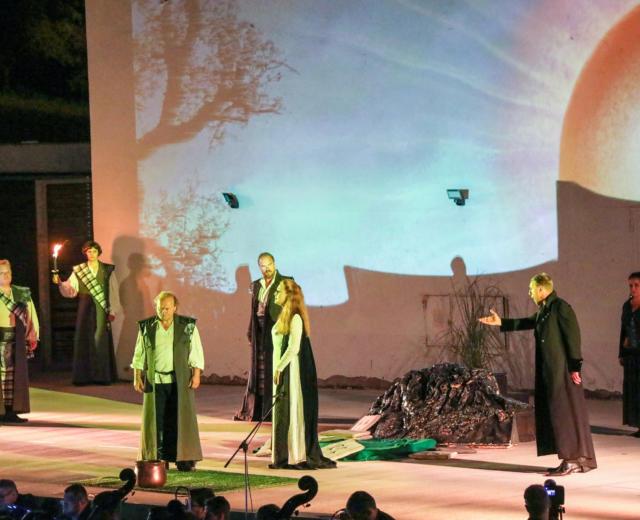 """""""Tristan und Isolde"""" mit Starbesetzung 1"""