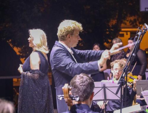 Ariadne auf Naxos mit Camilla Nylund